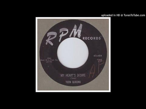 Teen Queens, The - My Heart's Desire - 1957
