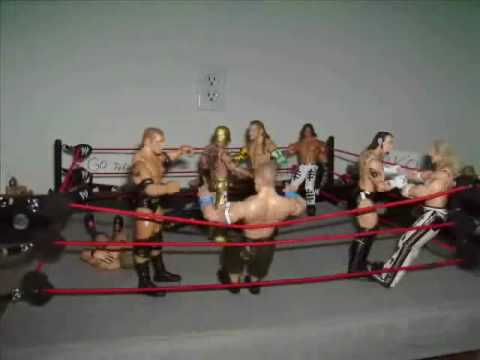 WWE Royal Rumble 2011 TFW episode 6 part 3