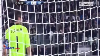 من الذاكره اهداف مباراة يوفنتوس 2 2 ريال مدريد دوري أبطال أوروبا 2013 11 5 تعليق رؤوف خليف