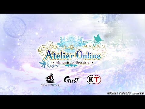 Atelier Online: Alchemist of Bressisle