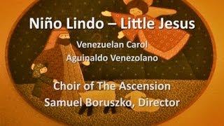 Niño Lindo - Aguinaldo Venezolano - Samuel Boruszko, Director