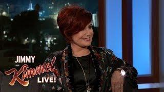 Sharon Osbourne on Kavanaugh Hearing & New Host for The Talk
