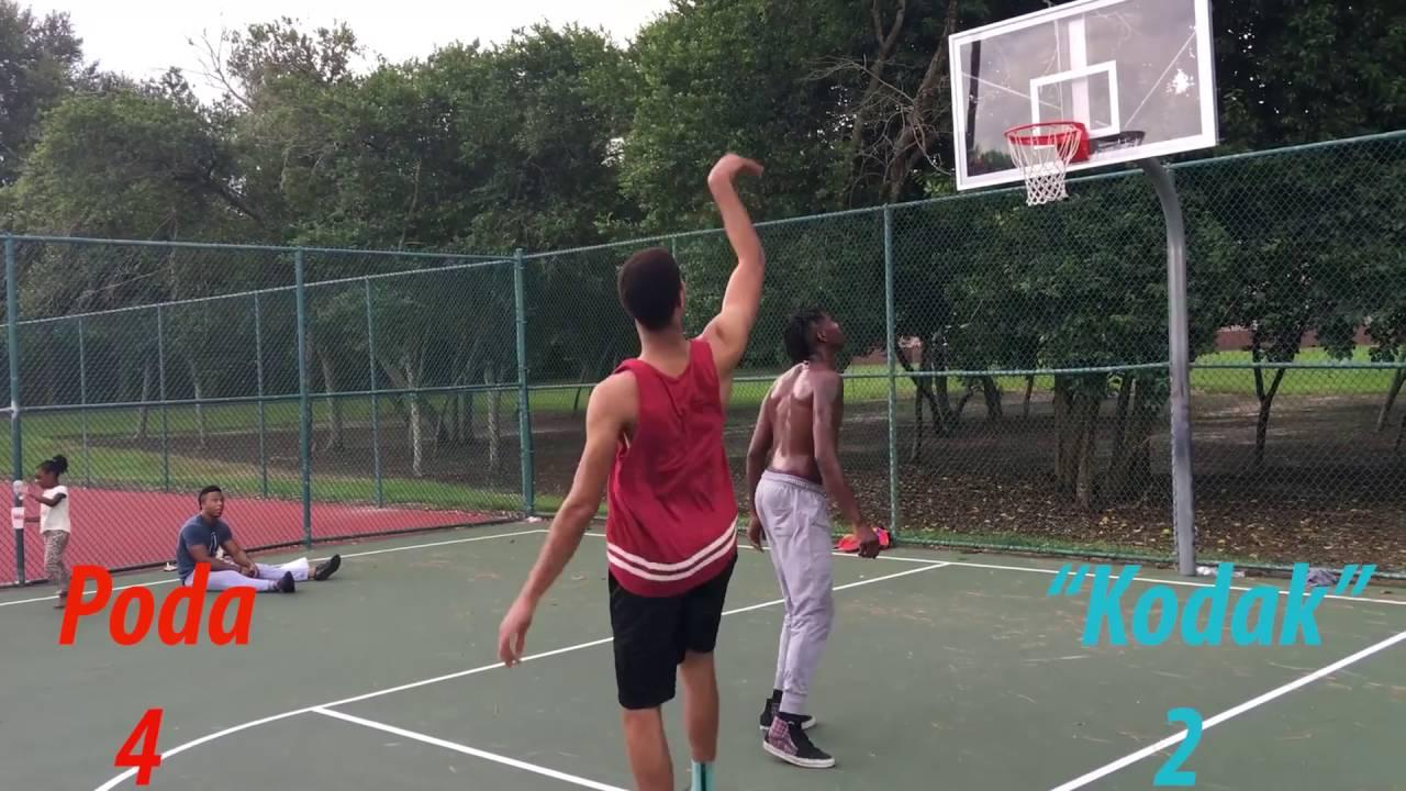 1v1 irl basketball vs