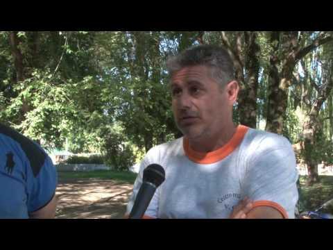 PABLO GARCIA   GABRIEL LOPEZ   LA COLONIA DE VERANO LLEGO A SU FIN