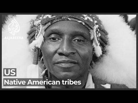 Black Native American fight to regain status
