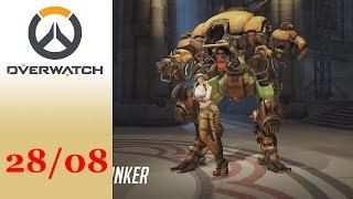 Cùng chơi Overwatch - Quick Play CN 28/08 - Nerf This!