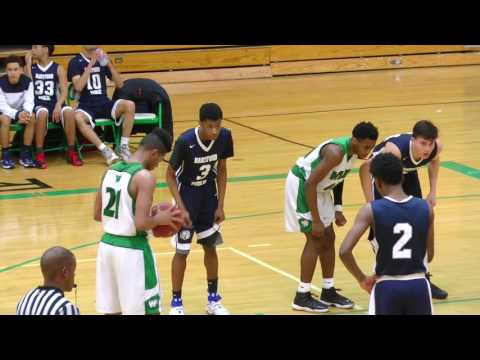 Waterbury Wilby High School vs Hartford Public High School – Feb 24, 2017