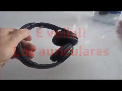 Excelvan BT 5800 Auricular Casco Inalámbrico Estéreo, Buena relación calidad precio
