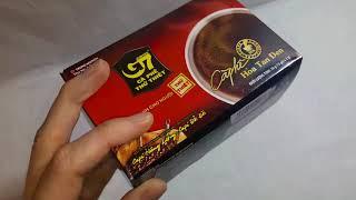 Обзор вьетнамского растворимого кофе G7 без добавок