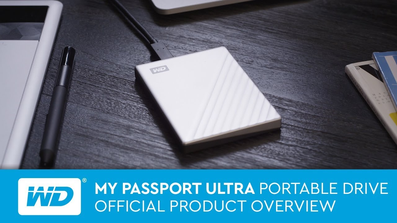My Passport Ultra for Mac | Official Product Overview