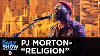 "PJ Morton - ""Religion"" 