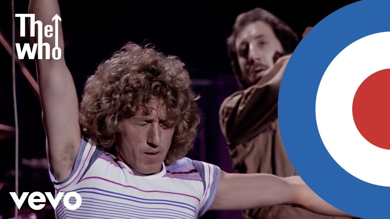Download The Who - Won't Get Fooled Again (Shepperton Studios / 1978)