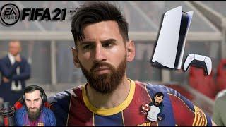 ახალი FIFA 21 PS5-სთვის NEXT-GEN