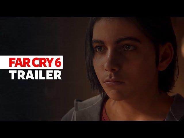 Far Cry 6 Trailer - FarCry 6 Reveal Trailer