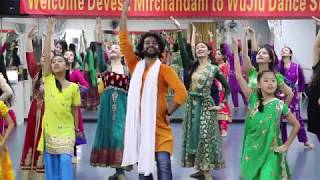 Pairon mein bandhan hai (Full version) in Zhuhai- China (Devesh M)