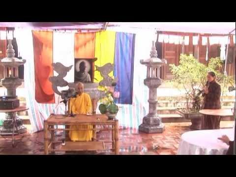 Trưởng lão Thích Thông Lạc - Lễ Tưởng Niệm Cuộc Đời và Đạo Nghiệp
