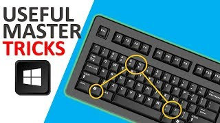 Master Keyboard Tricks - 10+ Most Useful Win Key Shortcuts Every Computer User Must Know thumbnail