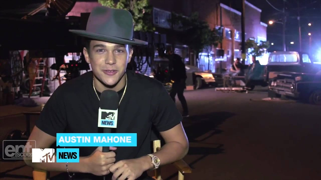 Becky G & Austin Mahone BREAK UP! - video dailymotion