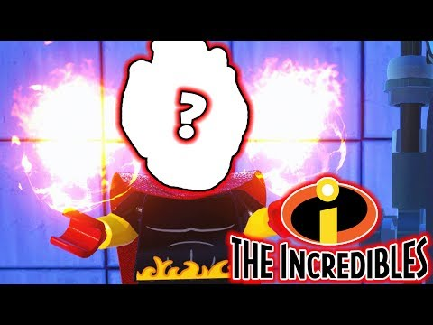 This is Old Jack Jack in LEGO Incredibles The videogame!