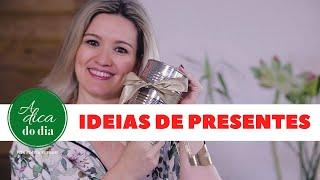 6 IDEIAS DE PRESENTES DE NATAL