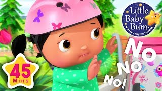 No No No ! Play safe in Playground | Little Baby Bum | Nursery Rhymes for Babies | Songs for Kids