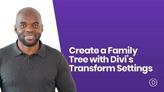 Hoi Dönüştürme Ayarları ile bir Aile Ağacı Oluşturma