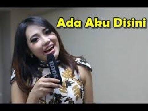 AKU ADA DISINI - VIA VALLEN karaoke dangdut (Tanpa vokal) coverT