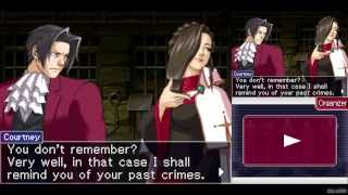 Ace Attorney Investigations: Miles Edgeworth 2 #05 - The Imprisoned Turnabout ~ Beginning