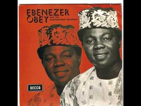 Chief Ebenezer Obey Live - Jaye Agoro