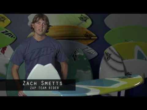 Zap Skimboards: Fish
