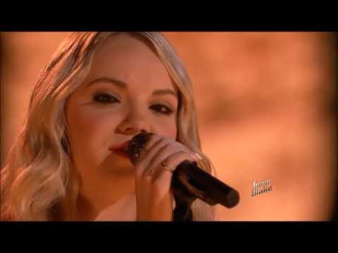 Danielle Bradbery- Wasted - The Voice