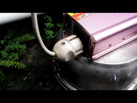 Cara menggunakan Power Inverter (DC - AC)