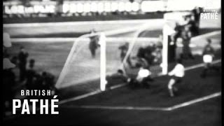 Rumania Beat Portugal In Football World Cup Eliminator (1969)