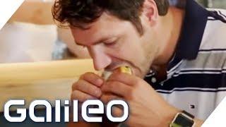 So manipulieren uns Restaurants: Essen wir mehr an großen Tischen? | Galileo | ProSieben