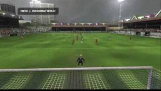 FIFA 09: Liverpool vs Plymouth, FA Cup Fifth Round
