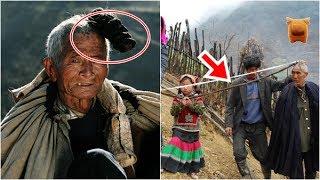 中國男子最長頭髮誕生,原來留長髮並不是愛好,而是...!