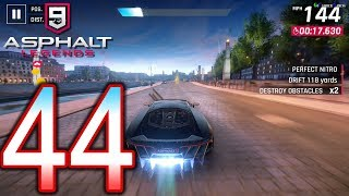 ASPHALT 9 Legends Switch Walkthrough - Part 44 - Chapter 5: Class S Novice
