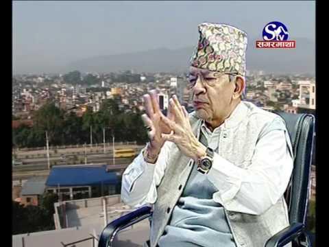 STV Chat With  Pashupati Shamsher Jang Bahadur Rana
