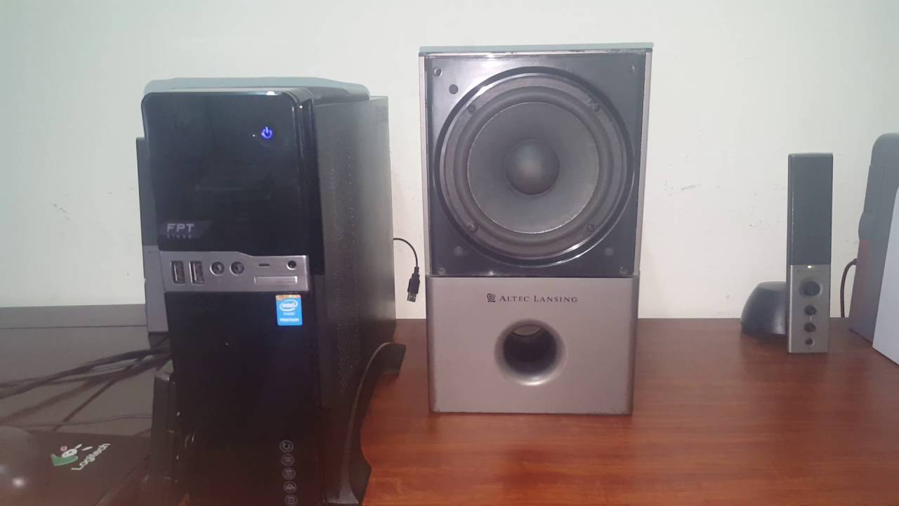 Altec Lansing Vs4121 2 1