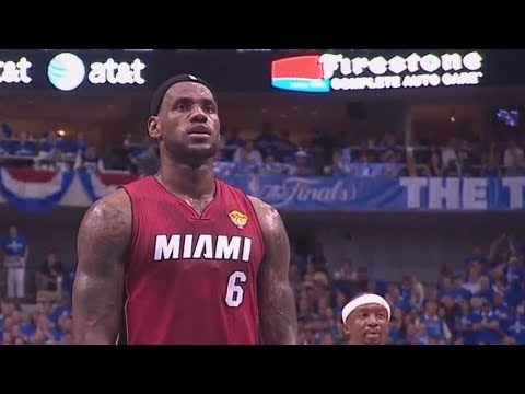 The Game That LeBron James Became The Worst Player On The Court In NBA Finals!