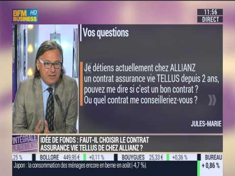 Le contrat d'assurance-vie Tellus chez Allianz