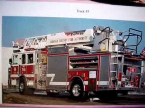 Orange County Fire Authority Talkgroups Scanner Audio