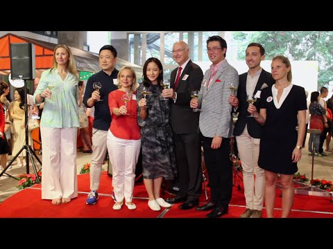 Le French May 2016 Opening Celebrations at PMQ