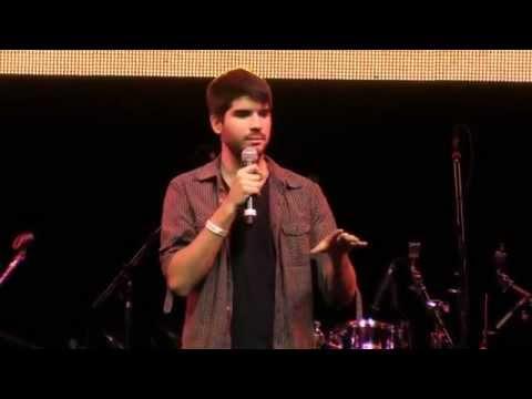 Pablo Bruschi | Stand Up Ciudad Emergente 2014