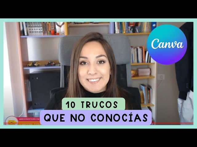 10 CANVA TIPS & TRICKS