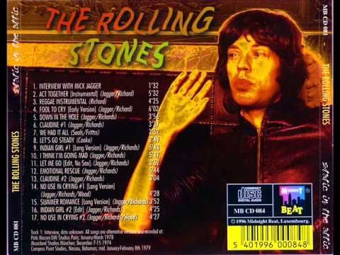Static In The Attic The Rolling Stones Full Bootleg