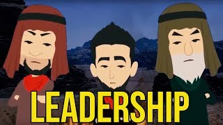 Biblical Management - Leadership of Those Greater Than You - 2nd Samuel