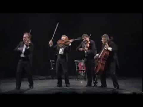 Le Quatuor, Danseurs de cordes
