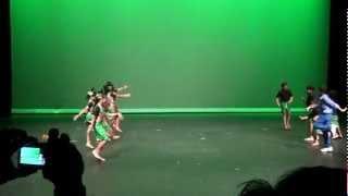 Jhoot Bole Kauwa Kaate Kaale - Kids Dance