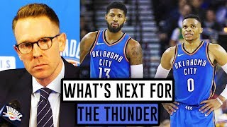 What's Next For The Oklahoma City Thunder?